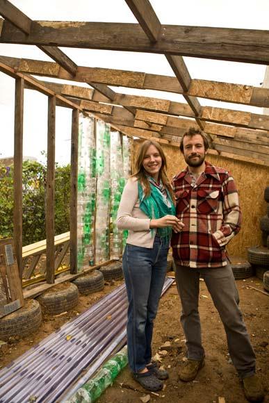 earthship greenhouse philadelphia