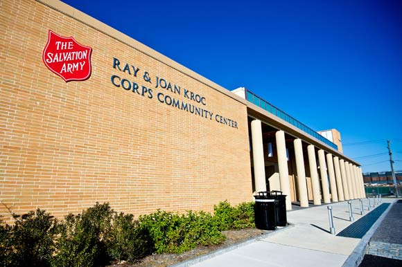 Ray and Joan Kroc Corps Community Center
