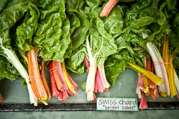 Swiss Chard at Down to Earth Harvest - Rittenhouse
