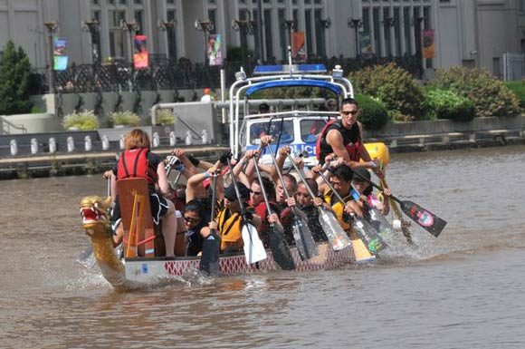 Southeast Asian Boat Race