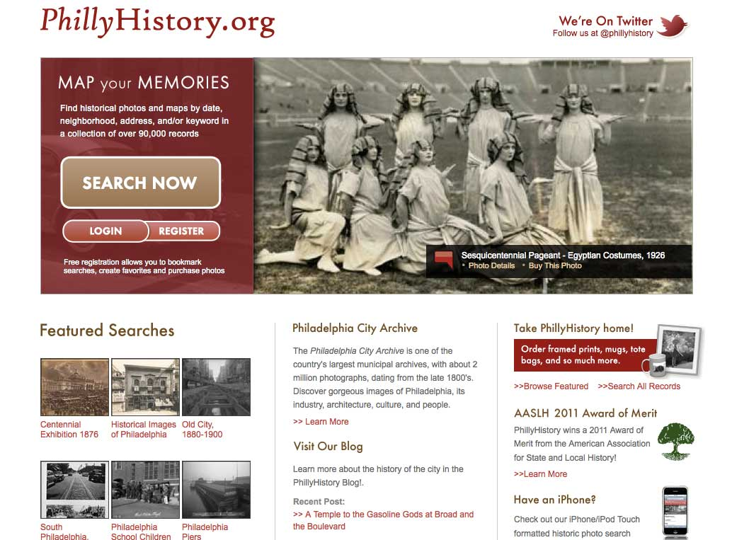 PhillyHistory.org