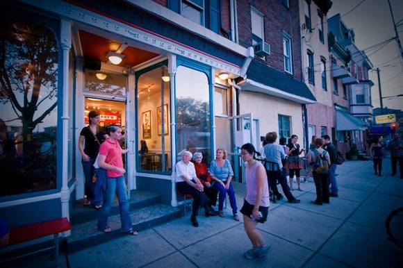 First Friday on Frankford Avenue