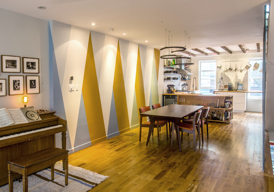 Development news rethinking the rowhome an architect lets in the light in queen village fandeluxe Gallery