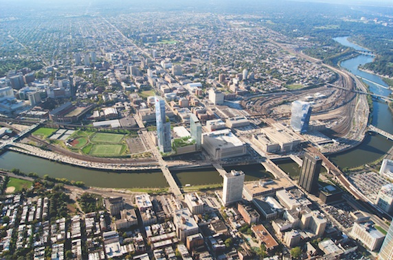 Amtrak's plan for University City