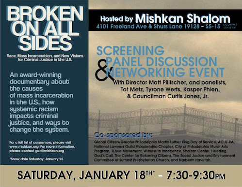 broken on all sides Tonight, dare to have a conversation with the chief of police about race, as the pacific science center presents broken on all sides, an award-winning documentary.