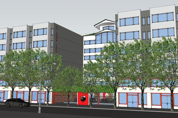 Almost 150 new apartments and fresh retail spaces proposed for Callowhill complex