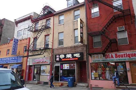 On the Ground: The Future of Chinatown