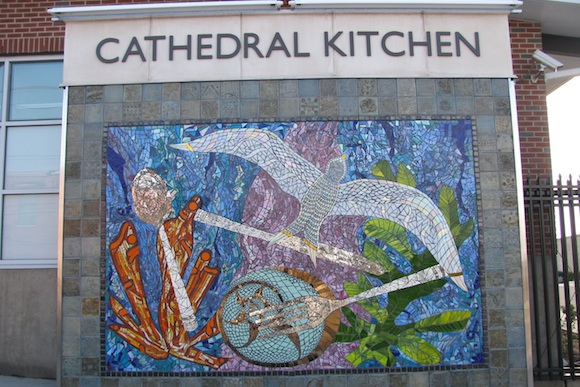 On The Ground Cathedral Kitchen Changes Lives Through Food