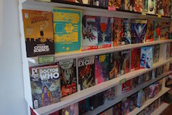 Comics at South Philly Comics