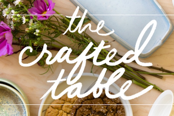 The Crafted Table