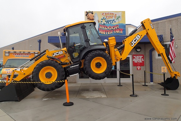 Diggerland USA announced