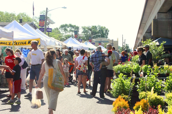 The Collingswood Farmers' Market