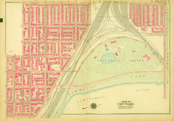 Atlas of the City of Philadelphia (West Philadelphia), 1927