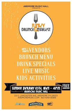 Funky Bunch & Market at Ardmore Music Hall