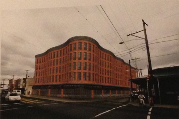 Huge Italian Market development project proposed for 9th and Washington