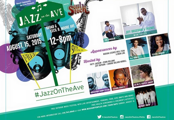 Jazz on the Avenue
