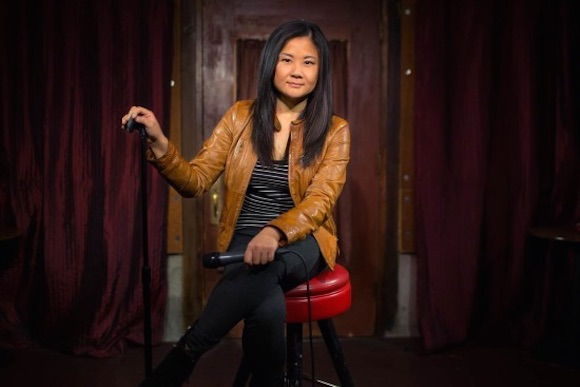 Jenny Yang comes to Asian Arts Initiative