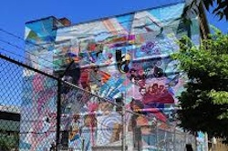 PHILLY 3 FOR ALL: The 2nd Street Festival, talking socially-engaged art and touring Philly's murals