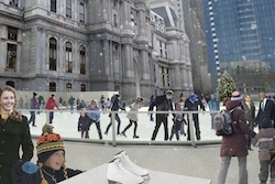 Dust off your skates! The Rothman Ice Rink is coming to Dilworth Park