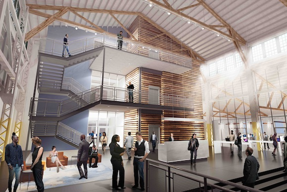 Development news camden tax credits spur ambitious renovation of the ruby match factory fandeluxe Gallery