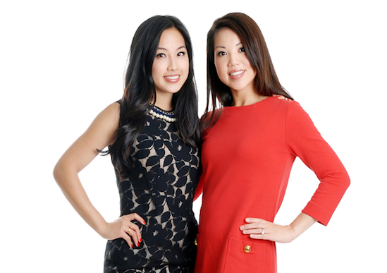 Snobswap's Emily Dang and Elise Whang