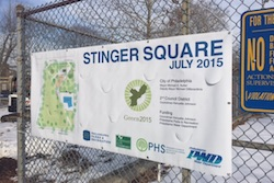 Stinger Square in Grays Ferry is getting a $500,000 upgrade