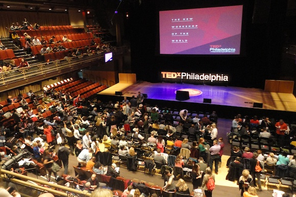 TEDx Philadelphia at Temple University