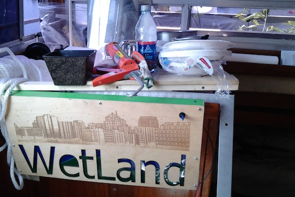Wetland is part of this year's FringeArts fest