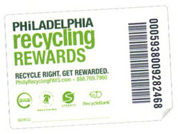 Philadelphia Recycling Rewards