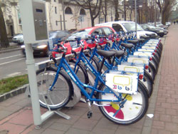 Bike-sharing in Poland
