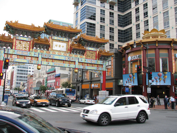 Gentrification has gutted Washington, D.C's Chinatown