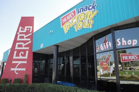 Weekend getaway hitting the factory floor in southeast pa for Best weekend getaways in southeast