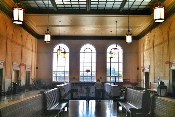 Statewide Spotlight: Lancaster's historic train station gets $18 million spruce-up