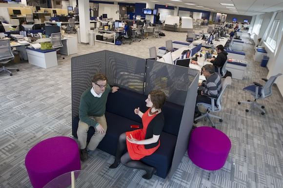 PennLive's new workspace