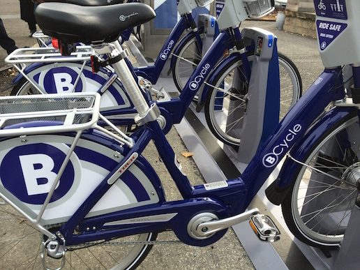 Joy Ride: Philadelphia's bike share is coming this spring