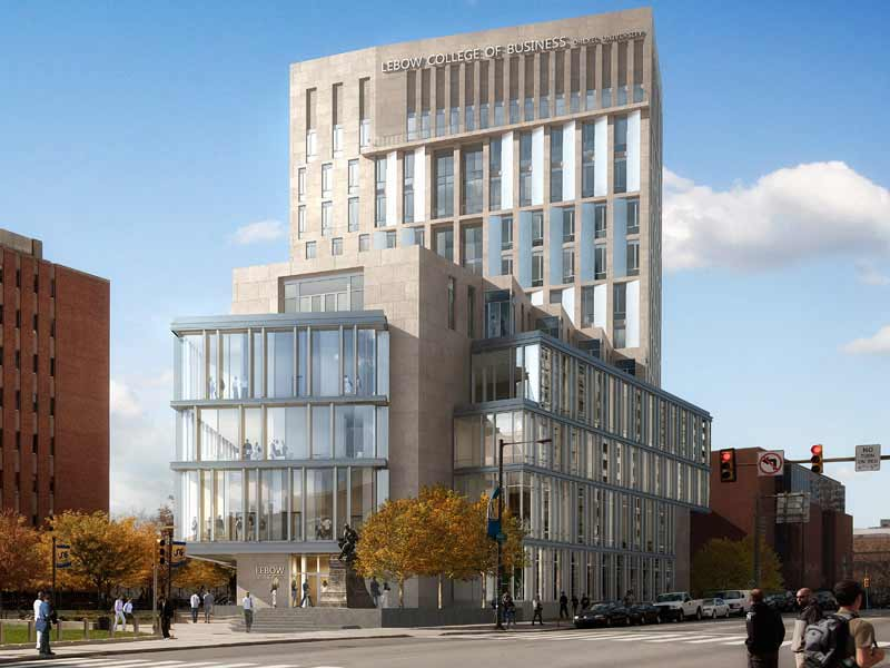 Drexel S New Lebow Building Will Take Its Cues From The Boardroom Not The Classroom