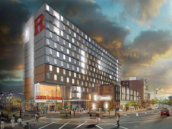 Rutgers Camden To Build City S First New Student Housing Complex In Over 20 Years